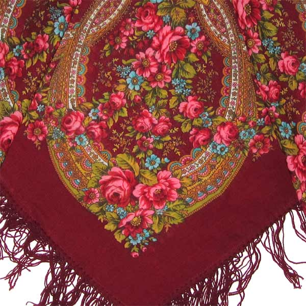 Pleasant Evening Shawl