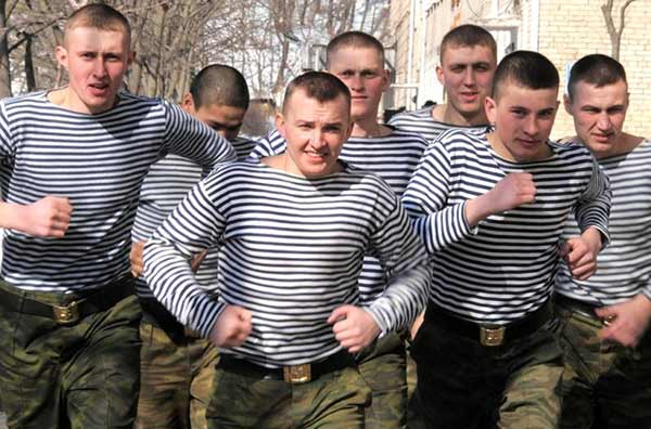 Telnyahska Military Shirts