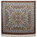 Ginger Russian Shawl