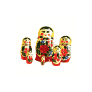 Matryoshka Traditional nesting dolls