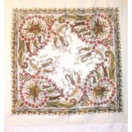 Punch-and-Judy Show Pavlovskiy Shawl, fig. 1