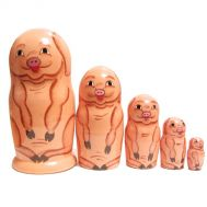 Matryoshka Pigs, fig. 1