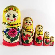 Nesting Doll Anastasia, fig. 1