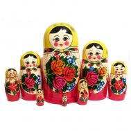 Matryoshka Russian Girl