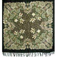 Morozko Woolen Shawl, fig. 1