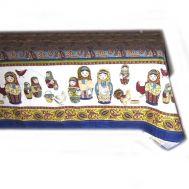 Tablecloth Russian Matryoshka