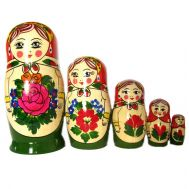 Matryoshka Doll Alionka (5 pieces), fig. 1