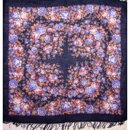 Flower Tale Shawl, fig. 1