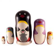 Matryoshka Penguins, fig. 1