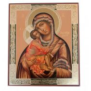 Icon Our Lady Donskaya, fig. 1