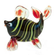 Glass Black Fish, fig. 1