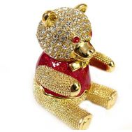 Faberge box Teddy bear, fig. 1
