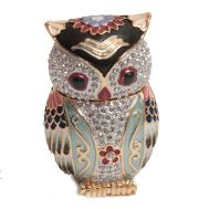 Faberger Box Owl, fig. 1