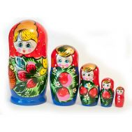 Polkhov-Maidan Style Matryoshka, fig. 1