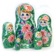 Green Matryoshka Deasies, fig. 1