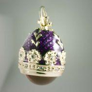 Faberge Pendant Violet, fig. 1