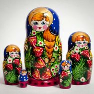 Matryoshka of Polina's Godmother, fig. 1