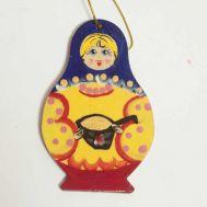 Figurine Matryoshka, fig. 1
