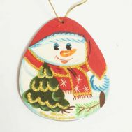 Figurine Snowman, fig. 1