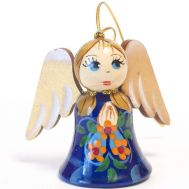 Figure Angel in Blue, fig. 1