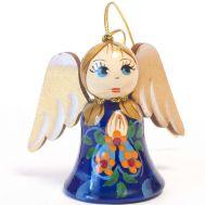 Figure Angel in Blue, fig. 1