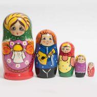 Matryoshka Doll Russian Family, fig. 1