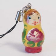 Phone Charm Matrioshka, fig. 1