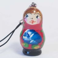 Phone Strap Matryoshka