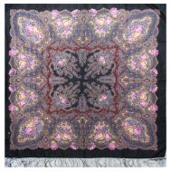Spanish Vine Pavlovskiy Shawl, fig. 1