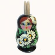 Toothpick Holder Matreshka, fig. 1