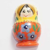 MatrIoshka Fridge Magnet
