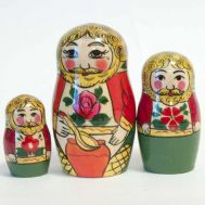 Matryoshka Doll Domovoi (Brownie), fig. 1