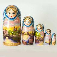 Sights of Saint-Petersburg, fig. 1