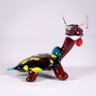 Glass Turtle in Glasses, fig. 1