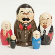 Stalin Matryoshka Doll, fig. 1