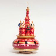Music Box St. Basil Cathedral, fig. 1