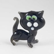 Little Siamese Glass Cat, fig. 1