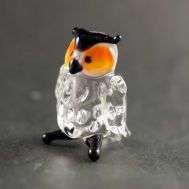 Owl Glass Figure, fig. 1