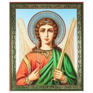 Guardian Angel Orthodox Icon, fig. 1