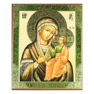 Icon Our Lady Iverskaya, fig. 1