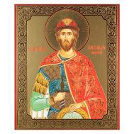 Saint Alexander Nevskiy Icon, fig. 1