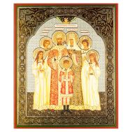 Icon Tsar's Family, fig. 1
