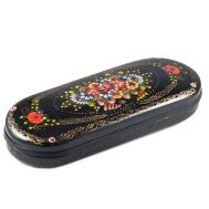Spectacles Case Flowers, fig. 1
