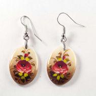 Earrings Floral Motives, fig. 1