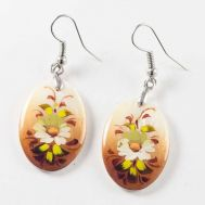 Earrings Chamomile, fig. 1