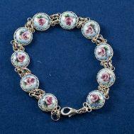 Bracelet Beads Blue, fig. 1
