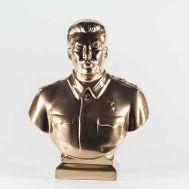 Joseph Stalin Gypsum Bust, fig. 1