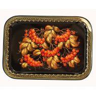 Zhostovo Tray Ash-Berries, fig. 1