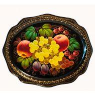 Zhostovo Tray Fruits, fig. 1