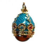Faberge Pendant Amber, fig. 1